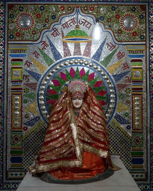 Pawan Dham - Mother Goddess