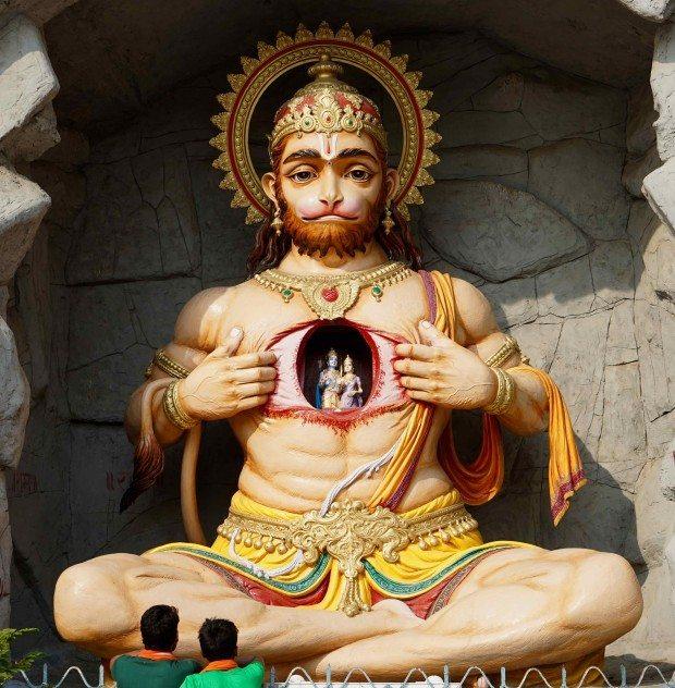Rishikesh - Hanuman
