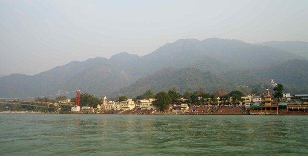 Rishikesh - Holy Place on the Ganga