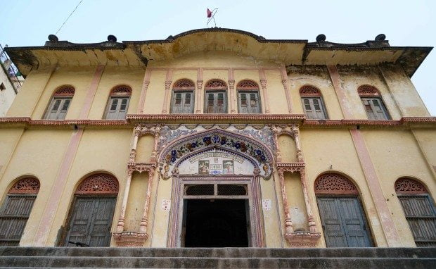 Rishikesh - Tikiri Family Temple