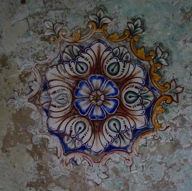 Rishikesh - Tikiri Temple - Detail
