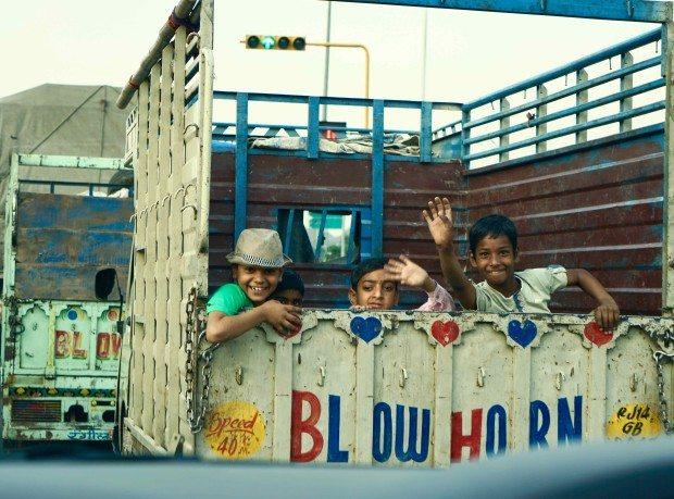 Jaipur - Boys in Truck