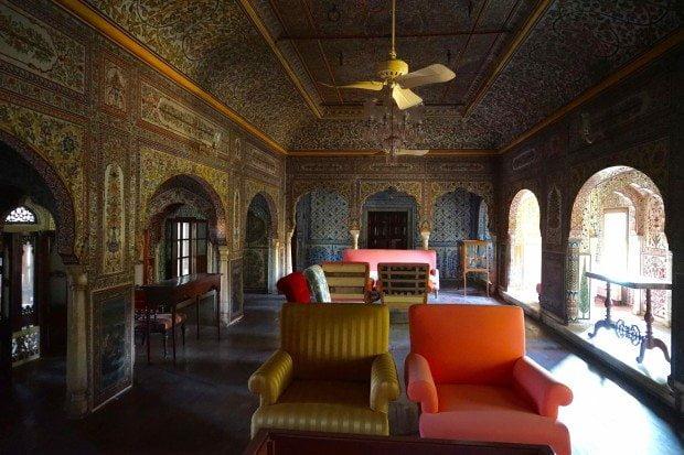 Jaipur - Samode Haveli