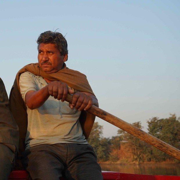 Bhainsrogarh - River Chambal