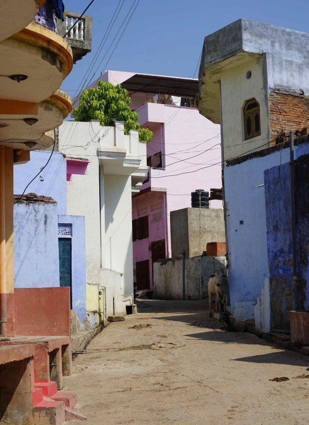 Bhainsrorgargh - Village