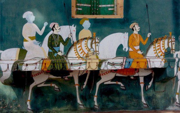 Jaipur - Wedding Procession