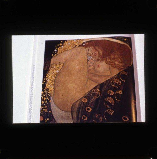 Klimt research for Freudian Slips