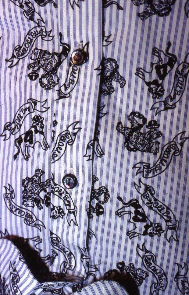 Bulls and Bears shirt