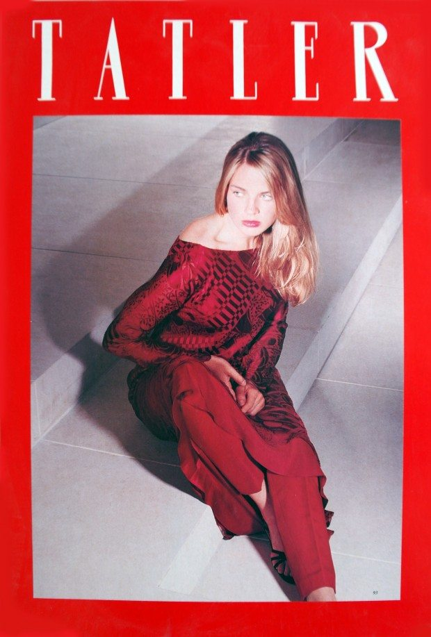 Vienna Tunic and trousers - Tatler - AW 1996
